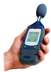 Sound Meters/Noise Dosimeters