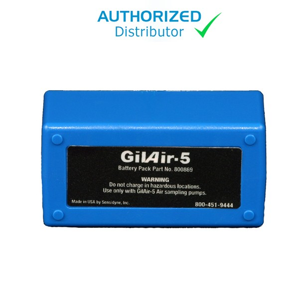 Sensidyne Gilian GilAir-5 Battery Pack, Standard