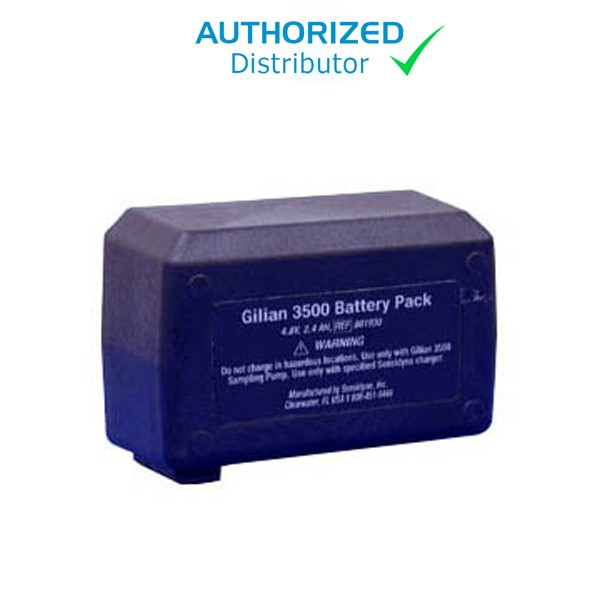 Sensidyne Gilian 3500 Battery Pack, Standard