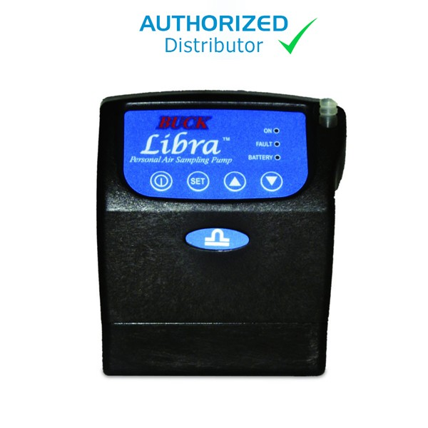 Buck Libra L-4 Sampling Pump with 230V Charger