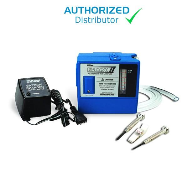 Sensidyne Gilian BDX-II with NiMH batteries .5 - 3 LPM Starter Kit