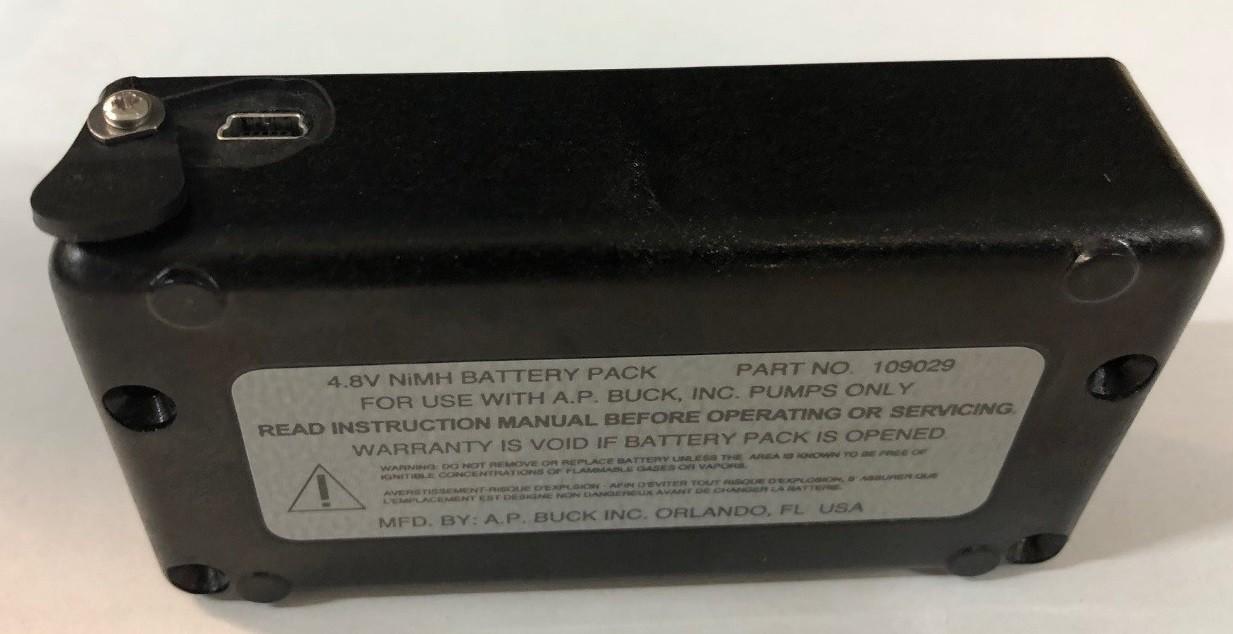 Buck Libra Single Battery Pack