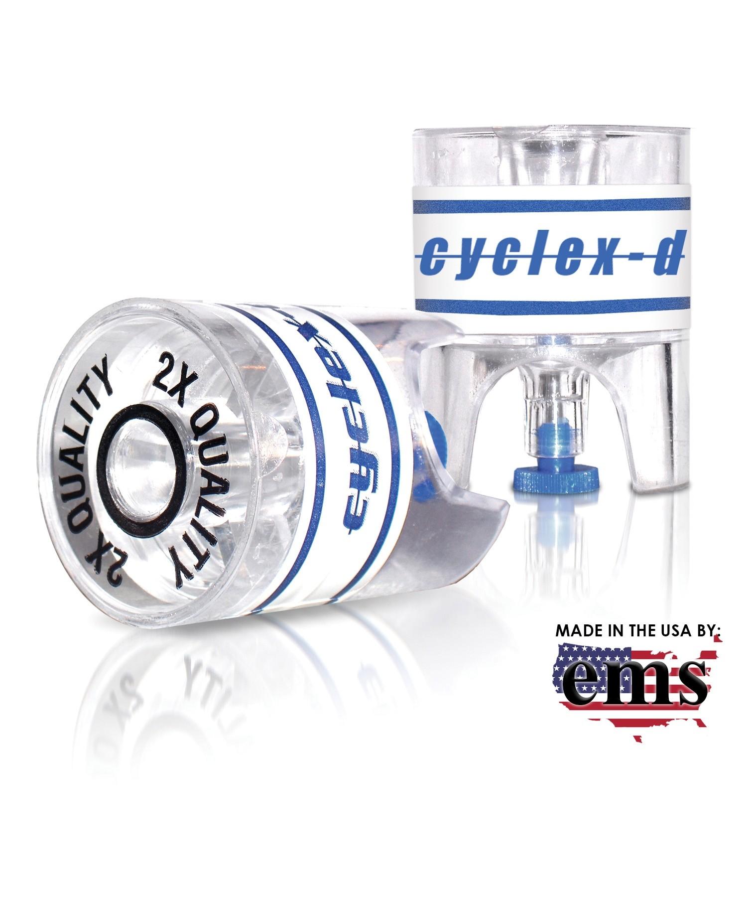 cyclex-d Cassettes, 10-pack