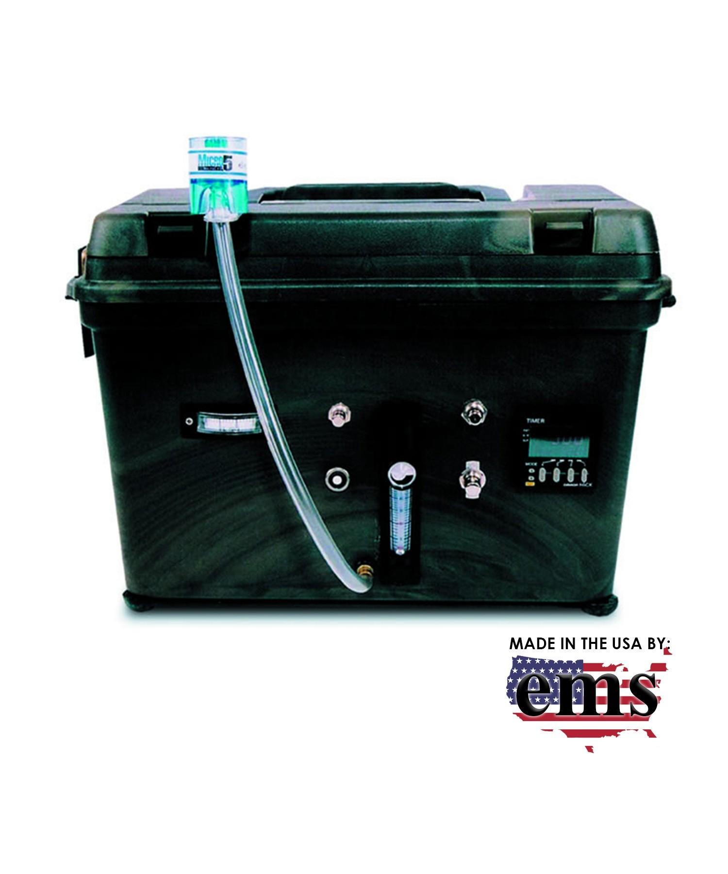 AC/DC IAQ Pump (GREEN CASE)