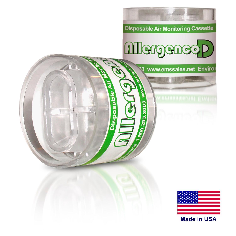 Allergenco-D mold sampling cassette