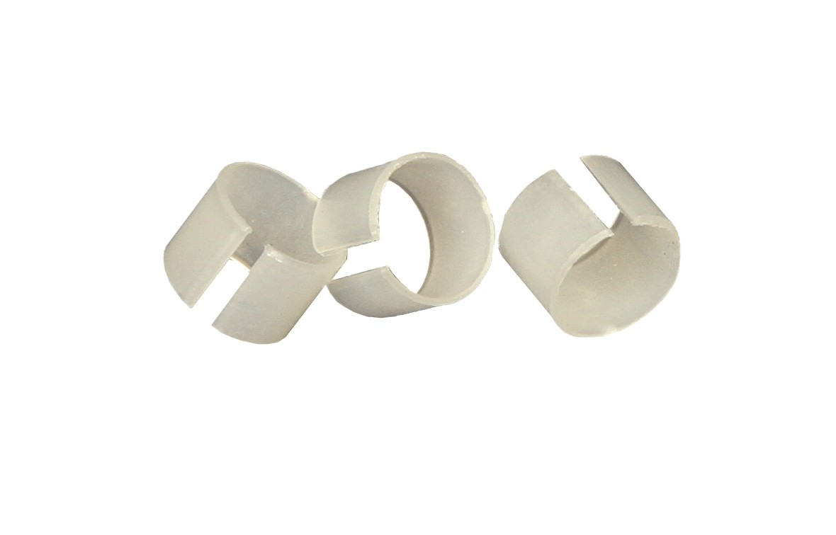 Plastic Tightening Rings for ems Premium Telescopic Sampling Stands (Set of 3)