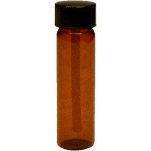 Amber Bottle w/Glass Applicator Rod (1/4 fl. oz.)