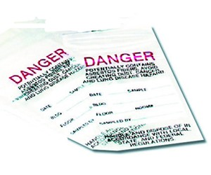 Zip-Bag 3 x 5 Danger, 500/ea