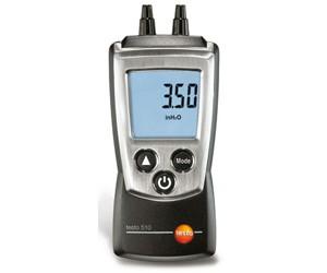 Testo 510 Differential Pressure Manometer