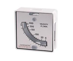 Dwyer 480 Vaneometer™ Swing Vane Anemometer