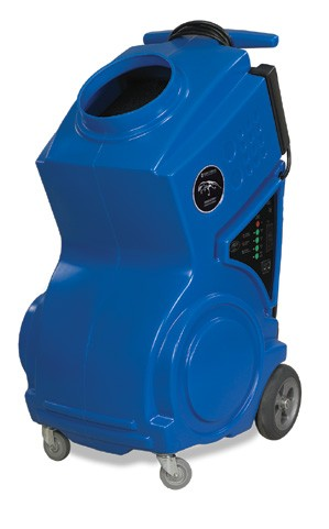 Predator 1200 Portable Air Scrubber