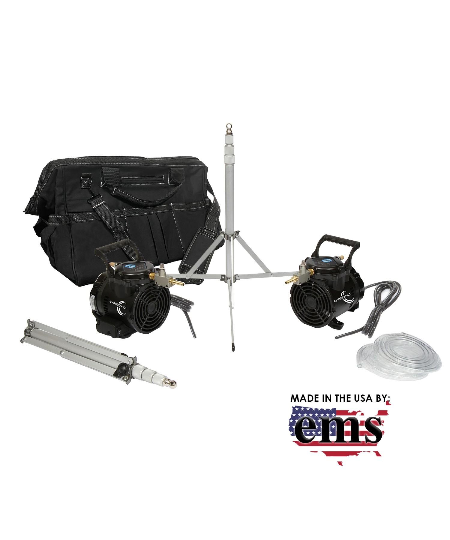 e-PRO HD ® 230V Pump Kit