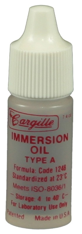 Immersion Oil, Type A (0.25 ounce)