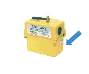 Air-One Replacement Battery