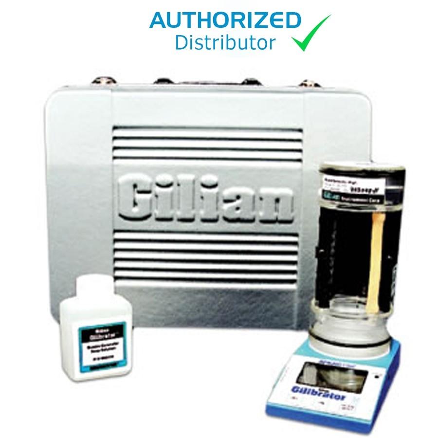 Sensidyne Gilibrator 2® Low-Flow Wet Cell Kit, 120V, 1-250cc