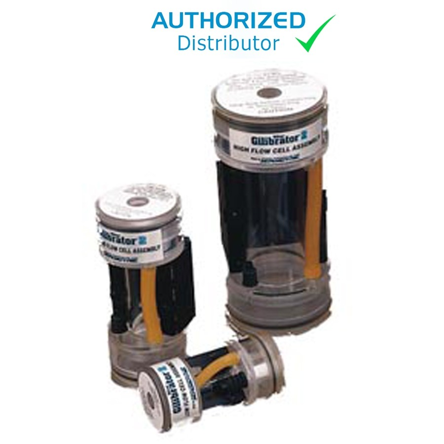 Sensidyne Gilibrator Standard Flow Cell & Sensor Only