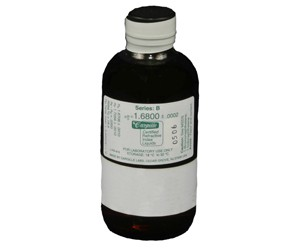 Cargille liquid, Series B; 1.680, 1/4 oz.