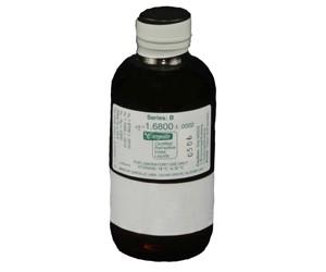 Cargille liquid, Series B; 1.680, 1/4 oz.