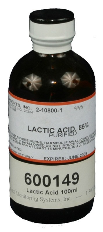 Lactic Acid, 100ml (85%)