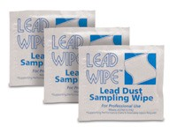 Lead Dust Wipes 100pk (Meets ASTM Standards)