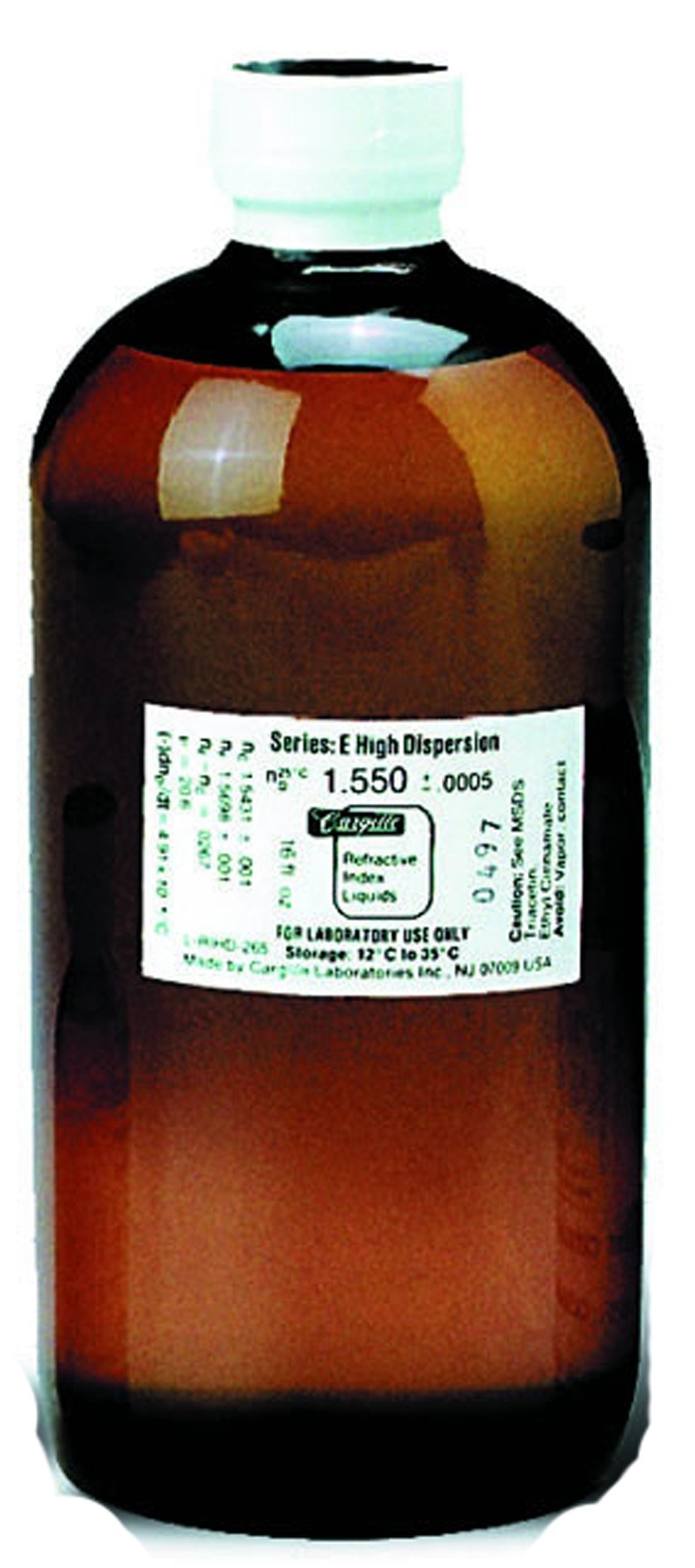 Cargille Refractive Index Oil