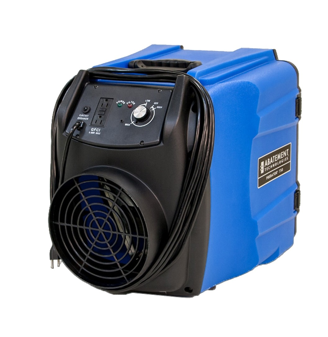 Predator 750 Portable Air Scrubber