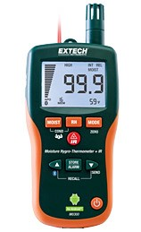 Extech MO300 Moisture Hygro-Thermometer for Android