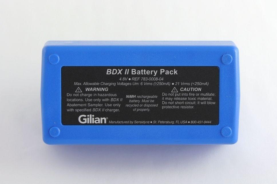 Sensidyne BDX-II NiMH Battery Pack