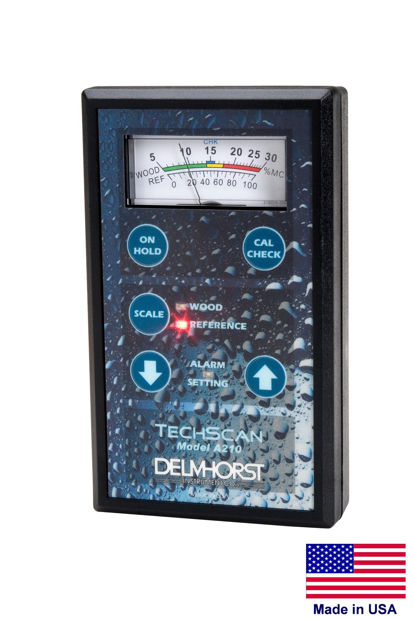 Delmhorst TechScan