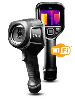 FLIR E5-XT IR Camera with WiFi