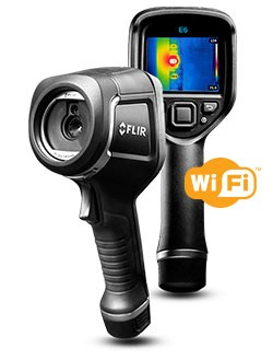 FLIR E6 IR Camera with WiFi
