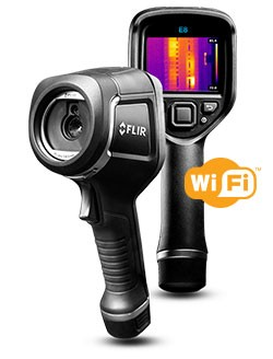 FLIR E8 IR Camera with WiFi