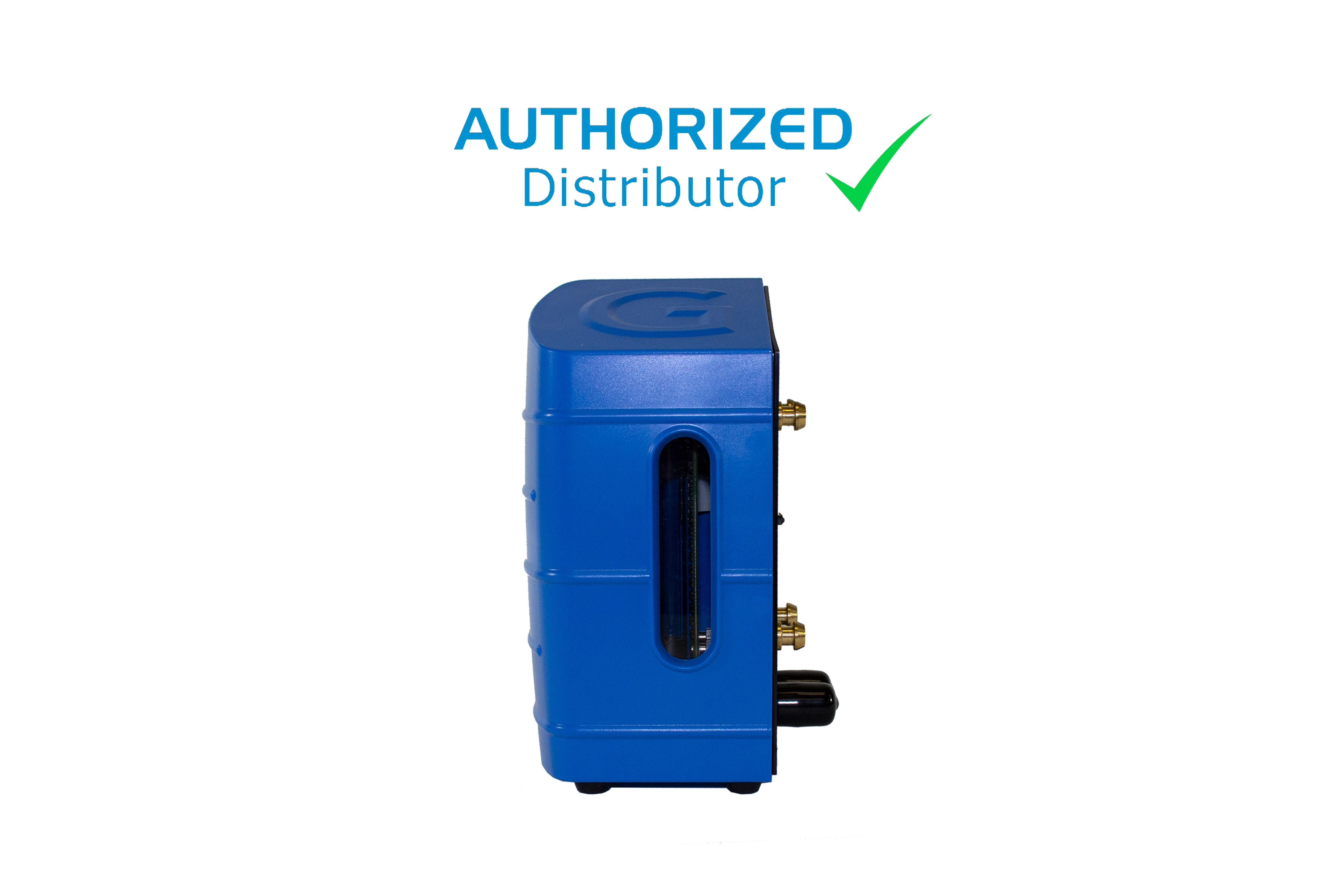 Gilibrator 3, Standard Flow Dry Cell (Flow Range 50-5,000 cc/min)