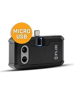 FLIR ONE PRO for Android Micro USB Connector w/MSX