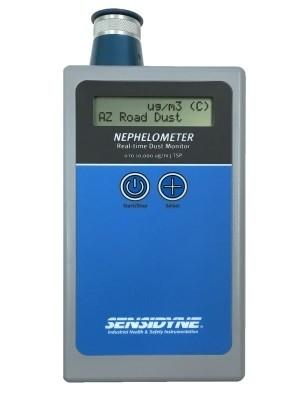 Sensidyne Nephelometer Dust Monitor