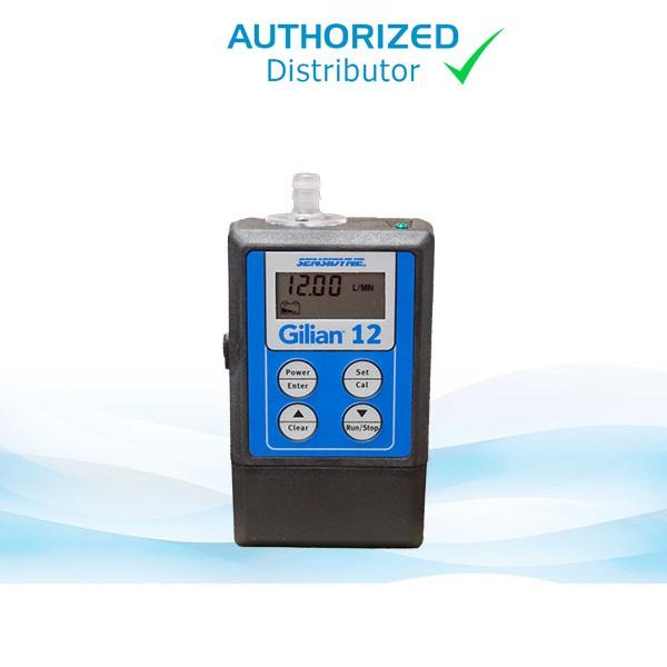 Sensidyne Gilian 12 Starter Kit (4-12 LPM), High Flow
