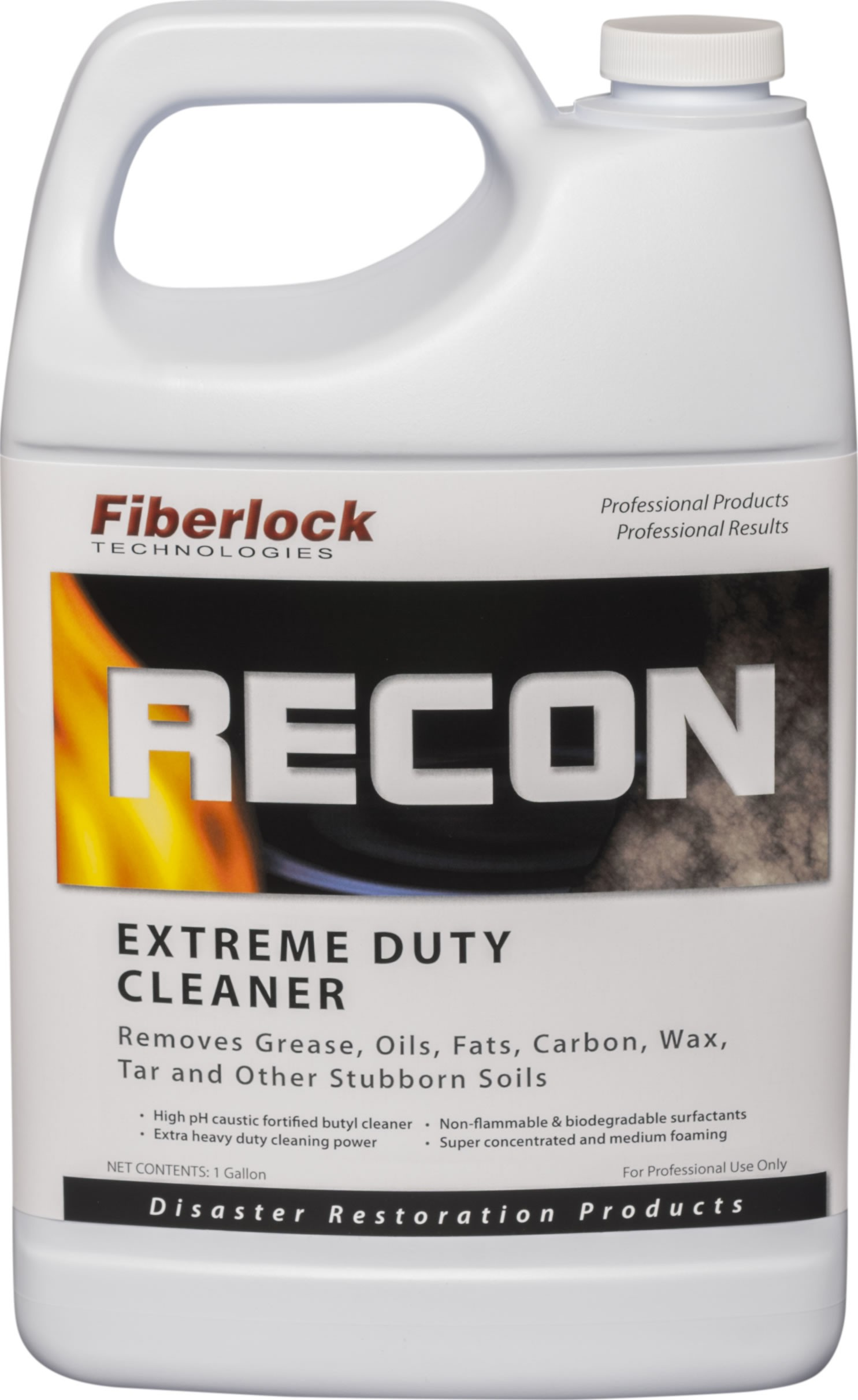 Fiberlock RECON Extreme Duty Cleaner 1G (4/Case)