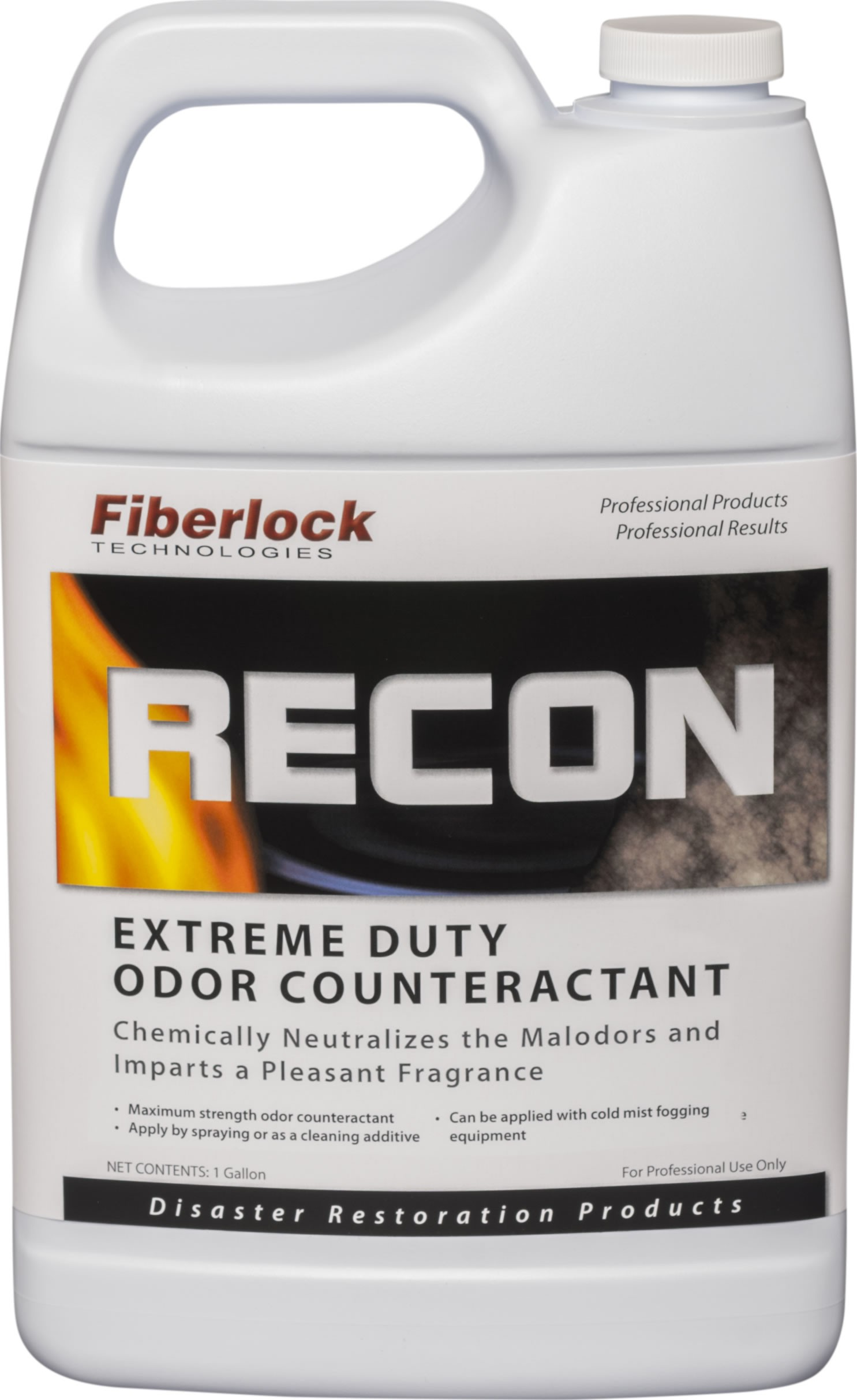 Fiberlock RECON Extreme Duty Odor Counteract 1G (4/Case)
