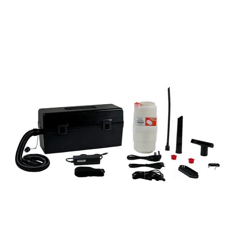 Safeguard 360 by Atrix Omega Cordless Immediate Containment H14 ULPA