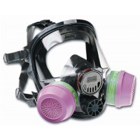 North by Honeywell 7600 Series Full Face Respirator - Small