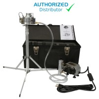 E6 Sampler Kit w/Impactor, MegaLite Pump, Rotameter, Stand & Case