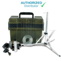 Basic Kit with MegaLite Pump (for Allergenco-D/cyclex-d/Micro5/A-O-C)