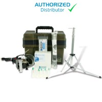 Deluxe Kit with MegaLite Pump (for Allergenco-D/cyclex-d/Micro5/A-O-C)