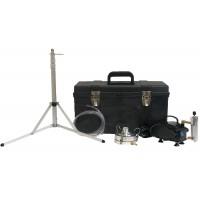 E6 Sampler Kit w/Impactor, e-MaxX® IAQ Pump, Rotameter, Stand & Case