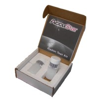 Accustar Radon Double Vial Test Kit