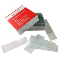 1 x 3 Plain Microscope Slides, Premiere 9100 series, 1 mm/5gr
