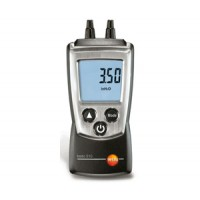 Testo 510 Differential Pressure Manometer