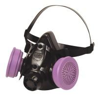 North by Honeywell 7700 Series Half Mask Respirator-Large