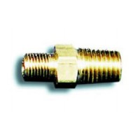 Thomas HD Pump Straight Brass Fitting