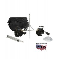 "e-PRO HD ® Pump Kit in 20"" CANVAS WORK BAG w/custom foam"